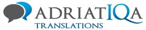 Adriatiqa Translations Logo