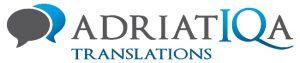 Adriatiqa Translations Logo