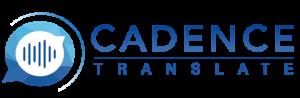 Cadence Translate Logo